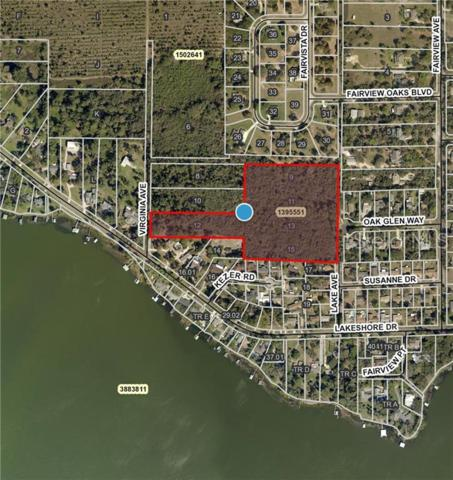 Virginia Avenue, Tavares, FL 32778 (MLS #G5017403) :: Cartwright Realty