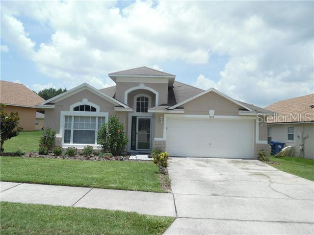 1288 Greenley Avenue, Groveland, FL 34736 (MLS #G5017407) :: Griffin Group