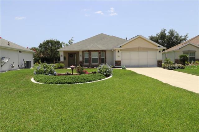 13815 SE 93RD Avenue, Summerfield, FL 34491 (MLS #G5017428) :: Delgado Home Team at Keller Williams