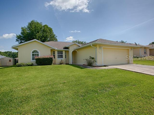 805 Ridge Avenue, Wildwood, FL 34785 (MLS #G5017498) :: Florida Real Estate Sellers at Keller Williams Realty