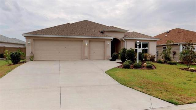 3357 Wise Way, The Villages, FL 32163 (MLS #G5017652) :: Realty Executives in The Villages