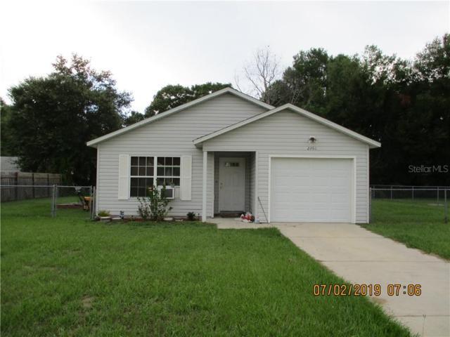 2280 County Road 445, Lake Panasoffkee, FL 33538 (MLS #G5017668) :: Ideal Florida Real Estate