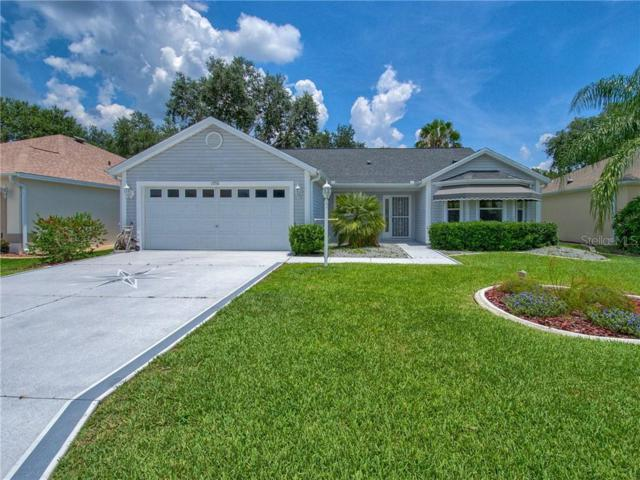 1350 Camero Drive, The Villages, FL 32159 (MLS #G5017785) :: Realty Executives in The Villages