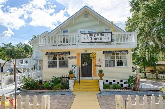 822 N Donnelly Street, Mount Dora, FL 32757 (MLS #G5017845) :: Charles Rutenberg Realty