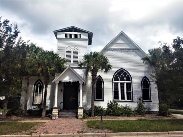 425 E Citrus Avenue, Eustis, FL 32726 (MLS #G5017858) :: Mark and Joni Coulter | Better Homes and Gardens