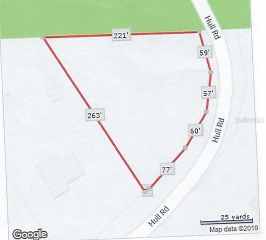 Hull Road, Clermont, FL 34711 (MLS #G5017947) :: Team Pepka