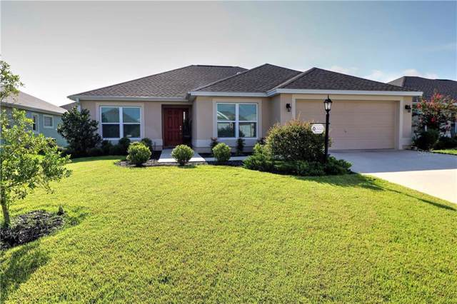 3221 Markward Drive, The Villages, FL 32163 (MLS #G5018016) :: Delgado Home Team at Keller Williams