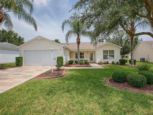 723 Willington Way, The Villages, FL 32162 (MLS #G5018017) :: Realty Executives in The Villages