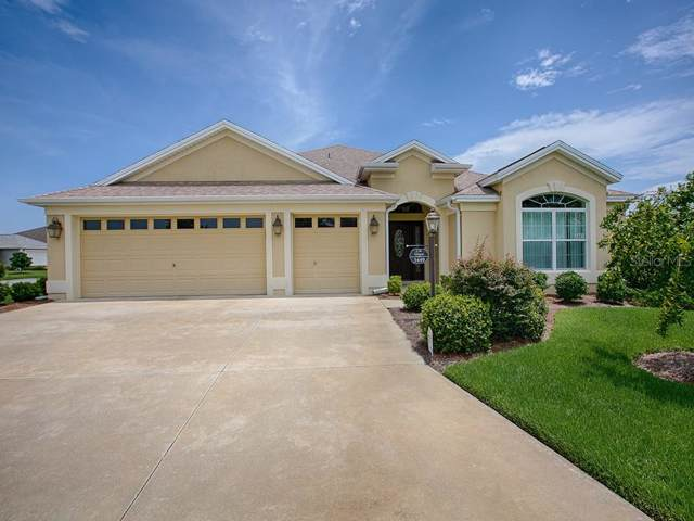 3449 Sassafras Court, The Villages, FL 32163 (MLS #G5018067) :: Realty Executives in The Villages