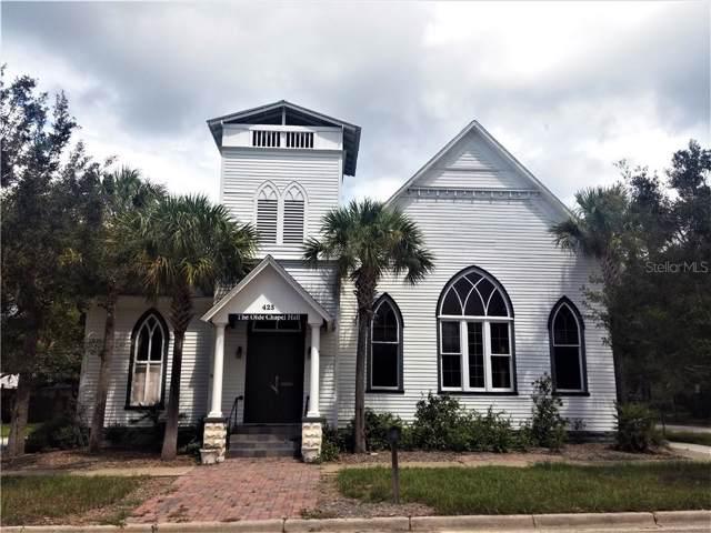 425 E Citrus Avenue, Eustis, FL 32726 (MLS #G5018079) :: Mark and Joni Coulter | Better Homes and Gardens