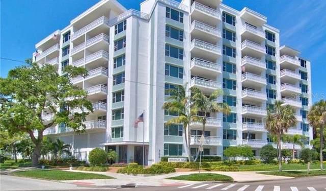 700 Beach Drive NE #404, St Petersburg, FL 33701 (MLS #G5018171) :: Cartwright Realty