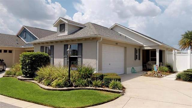 1185 Edgewater Lane, The Villages, FL 32162 (MLS #G5018174) :: Realty Executives in The Villages