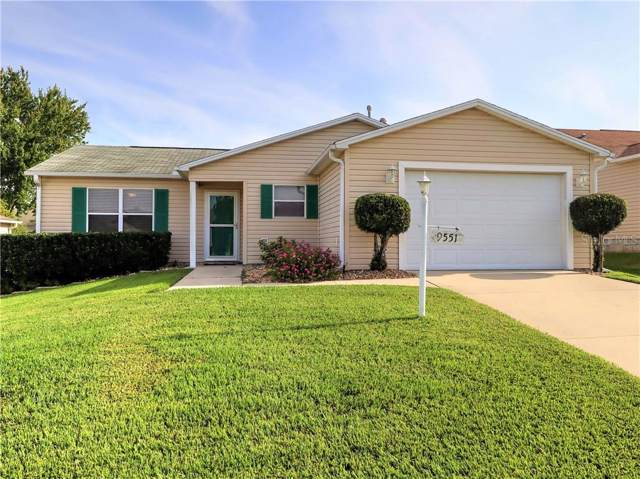 9551 SE 168TH ELDERBERRY Place, The Villages, FL 32162 (MLS #G5018229) :: Realty Executives in The Villages