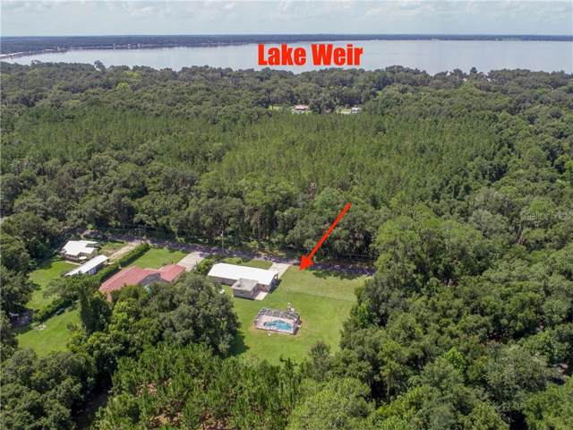 13201 SE 120TH Street, Ocklawaha, FL 32179 (MLS #G5018295) :: Team Bohannon Keller Williams, Tampa Properties
