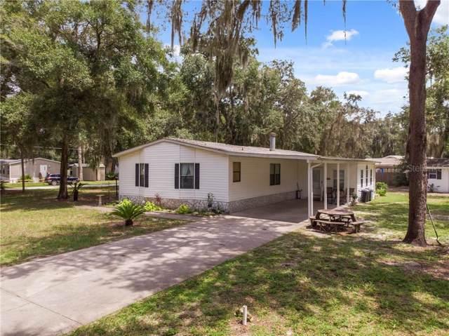 1463 Cr 481A, Lake Panasoffkee, FL 33538 (MLS #G5018308) :: Team Bohannon Keller Williams, Tampa Properties
