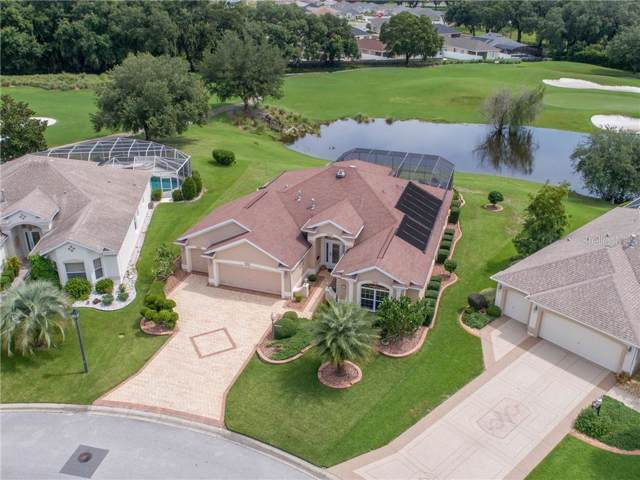 7124 SE 172ND HAZELWOOD Loop, The Villages, FL 32162 (MLS #G5018310) :: Realty Executives in The Villages