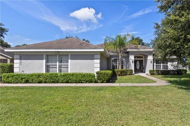 24245 Calusa Boulevard, Eustis, FL 32736 (MLS #G5018353) :: Dalton Wade Real Estate Group