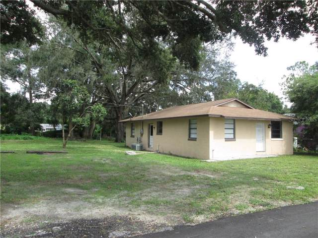 841 NW 7TH Street, Webster, FL 33597 (MLS #G5018357) :: The Edge Group at Keller Williams