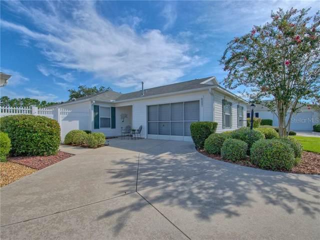 8087 SE 168TH TURTLECREEK Street, The Villages, FL 32162 (MLS #G5018428) :: Burwell Real Estate