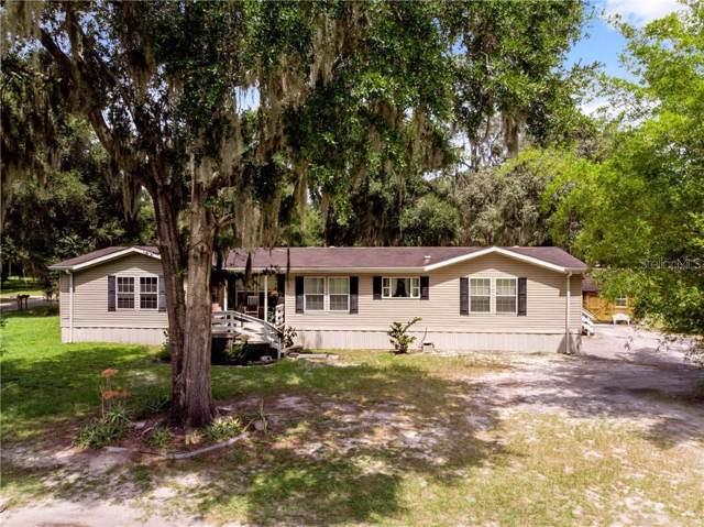 1487 County Road 481A, Lake Panasoffkee, FL 33538 (MLS #G5018458) :: Delgado Home Team at Keller Williams