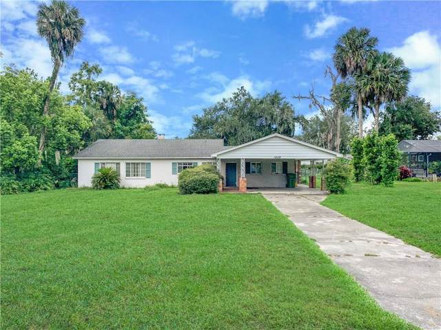 1629 Park Drive, Leesburg, FL 34748 (MLS #G5018476) :: Team Bohannon Keller Williams, Tampa Properties