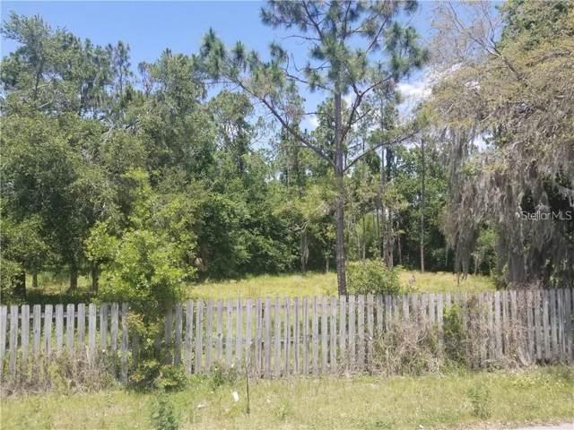 Lot #2 Bentley Road, Leesburg, FL 34748 (MLS #G5018568) :: Team Bohannon Keller Williams, Tampa Properties