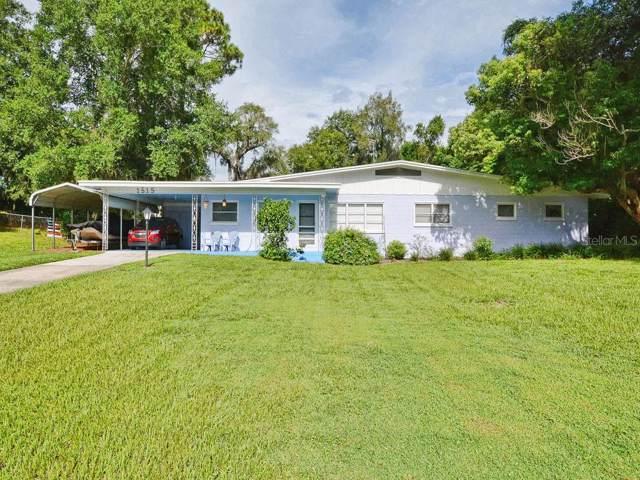 1515 Crestview Drive, Mount Dora, FL 32757 (MLS #G5018574) :: The Duncan Duo Team