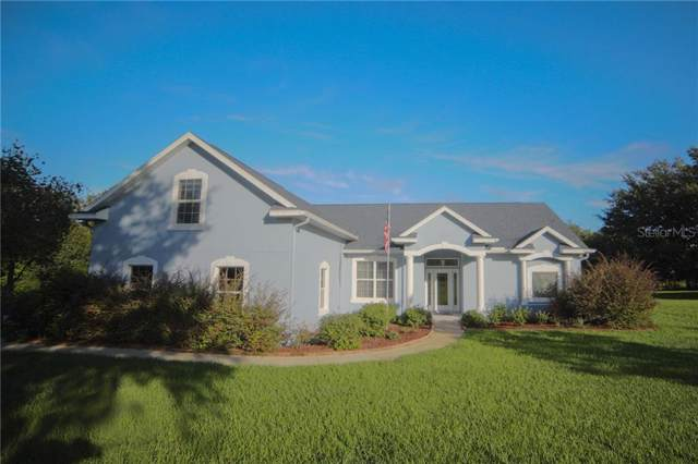 25101 Turkey Lake Road, Howey in the Hills, FL 34737 (MLS #G5018606) :: Cartwright Realty
