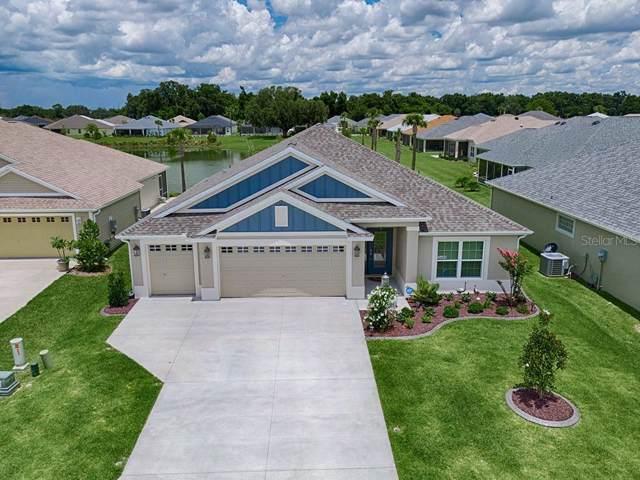 2605 Fussell Way, The Villages, FL 32163 (MLS #G5018622) :: Team Bohannon Keller Williams, Tampa Properties