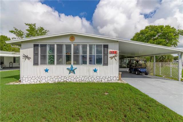 823 Silver Oak Avenue, The Villages, FL 32159 (MLS #G5018741) :: Realty Executives in The Villages