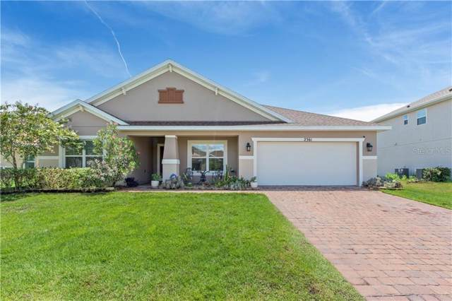 2361 Ballard Cove Road, Kissimmee, FL 34758 (MLS #G5018995) :: The Brenda Wade Team