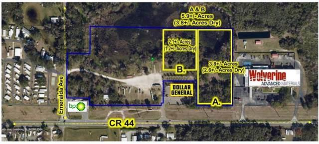 Hwy 44 Road, Leesburg, FL 34788 (MLS #G5019023) :: The Duncan Duo Team