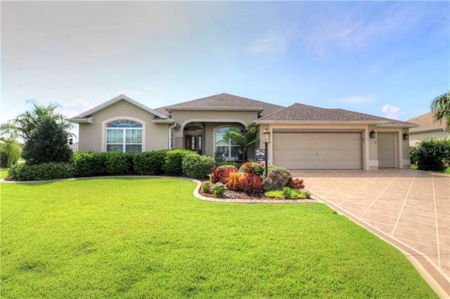 1406 Nugget Place, The Villages, FL 32163 (MLS #G5019039) :: Team Bohannon Keller Williams, Tampa Properties