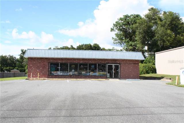 6011 E Turner Camp Road, Inverness, FL 34453 (MLS #G5019055) :: Cartwright Realty