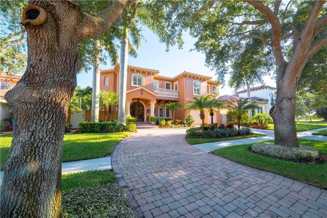 272 Bayview Drive NE, St Petersburg, FL 33704 (MLS #G5019156) :: Griffin Group