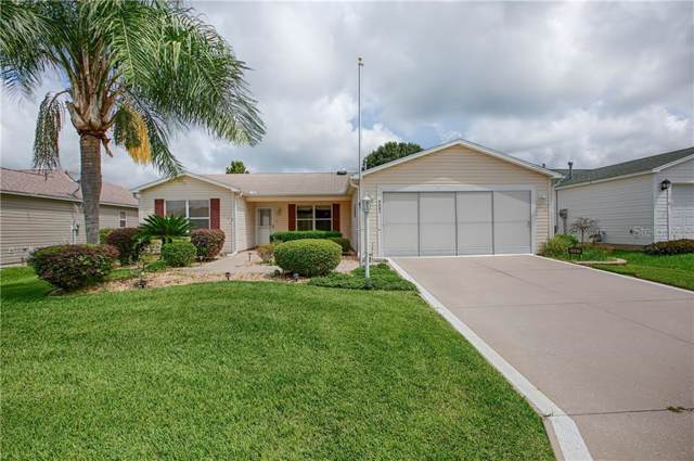 9581 SE 168TH ELDERBERRY Place, The Villages, FL 32162 (MLS #G5019217) :: Team Bohannon Keller Williams, Tampa Properties