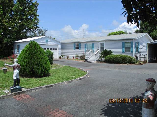 1448 NW 12TH Lane, Lake Panasoffkee, FL 33538 (MLS #G5019311) :: Delgado Home Team at Keller Williams