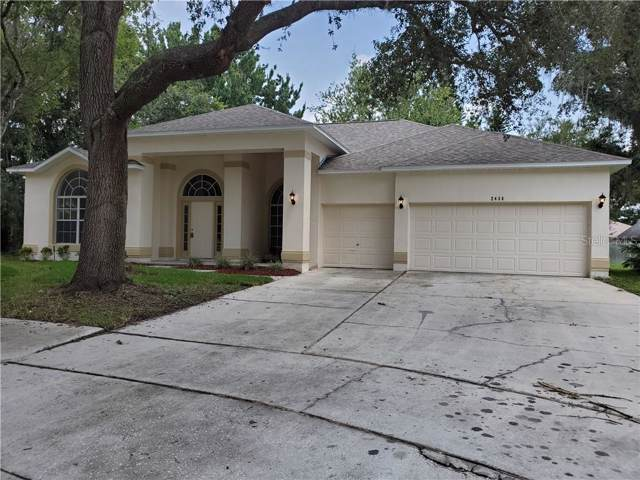 2438 Point O Woods Ct, Oviedo, FL 32765 (MLS #G5019346) :: Delgado Home Team at Keller Williams