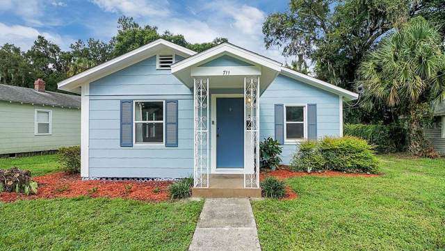 711 Park Drive, Leesburg, FL 34748 (MLS #G5019376) :: Team Bohannon Keller Williams, Tampa Properties
