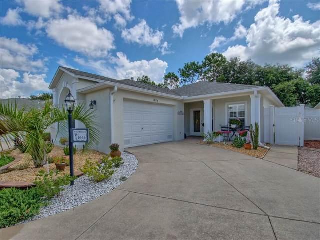 1655 Summerchase Loop, The Villages, FL 32162 (MLS #G5019381) :: Team Bohannon Keller Williams, Tampa Properties