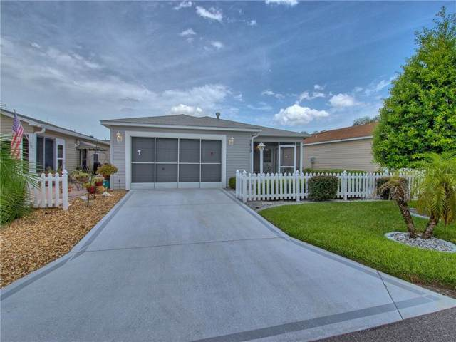2419 Laurel Bay Lane, The Villages, FL 32162 (MLS #G5019413) :: Realty Executives in The Villages