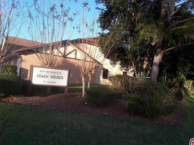 100 E Oak Terrace Drive A2, Leesburg, FL 34748 (MLS #G5019428) :: Lock & Key Realty