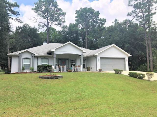 13781 SW 51ST Lane, Ocala, FL 34481 (MLS #G5019437) :: Team Bohannon Keller Williams, Tampa Properties