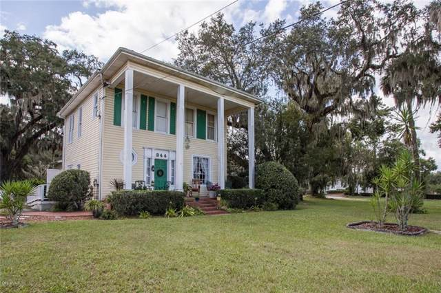 944 E Silver Springs Boulevard, Ocala, FL 34470 (MLS #G5019451) :: Sarasota Home Specialists