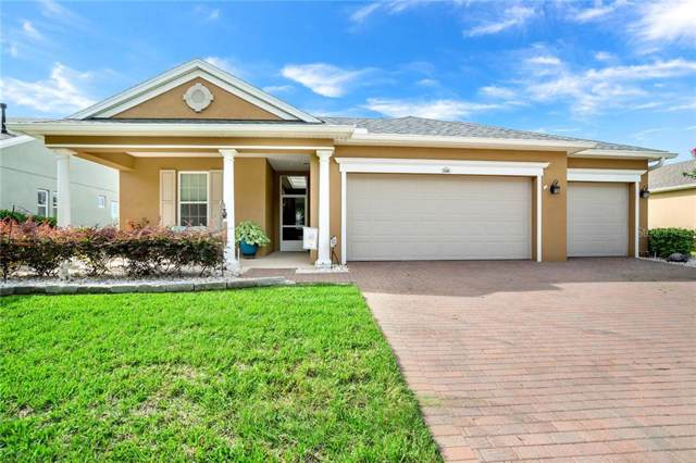 166 Crepe Myrtle Drive, Groveland, FL 34736 (MLS #G5019486) :: Cartwright Realty