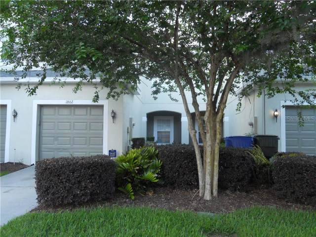 1802 Fritwell Court, Ocoee, FL 34761 (MLS #G5019496) :: Griffin Group