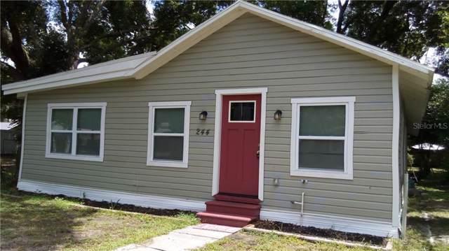 244 S Rhodes Street, Mount Dora, FL 32757 (MLS #G5019506) :: Cartwright Realty