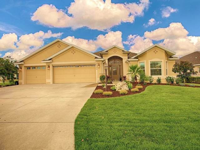 3346 Dalkeith Terrace, The Villages, FL 32163 (MLS #G5019509) :: Realty Executives in The Villages