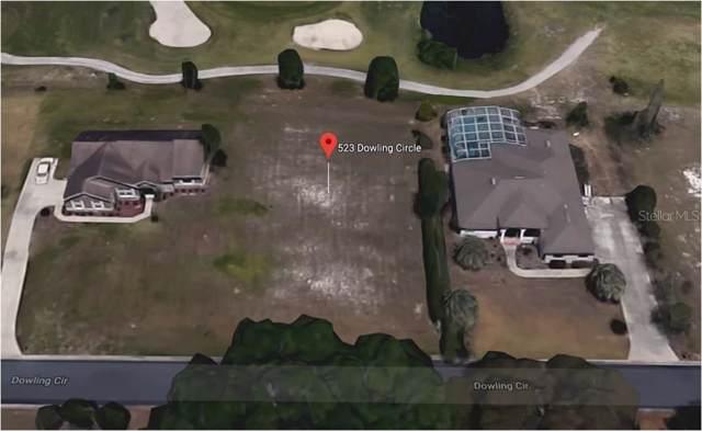 523 Dowling Circle, Lady Lake, FL 32159 (MLS #G5019531) :: Team Buky