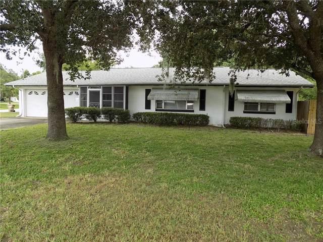 1124 Holly Drive, Mount Dora, FL 32757 (MLS #G5019538) :: Team Bohannon Keller Williams, Tampa Properties